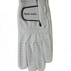 Personalised golf glove (add initials, Name or other message)