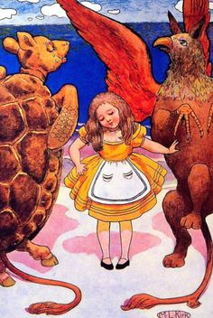 ALICE'S ADVENTURES IN WONDERLAND BY MARIA L KIRK