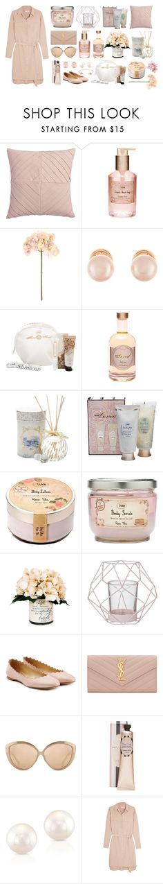"""46. Mother's Day Gift Guide"" by sabon ❤ liked on Polyvore featuring CB2, Sia, Kenneth Jay Lane, Aroma, Creative Displays, Bloomingville, Chloé, Yves Saint Laurent, Linda Farrow and Anne Sisteron"