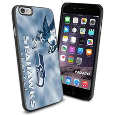 NFL Seattel Seahawks Logo , Cool iPhone 6 Smartphone Case Cover Collector iphone TPU Rubber Case Black Phoneaholic http://www.amazon.com/dp/B00UU1VODG/ref=cm_sw_r_pi_dp_jLemvb1GS76FC