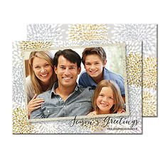 Send some fun this Holiday Season! Personalized photo cards are perfect for the holidays!