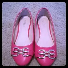 Pink flats Great condition, like new Shoes Flats & Loafers