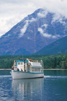 Lake McDonald Boat Cruise