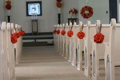 Nuevos Decoracion de Iglesia para bodas.Grandes Proyectos.