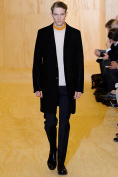 Jil Sander Fall 2011 Menswear - Collection - Gallery - Style.com