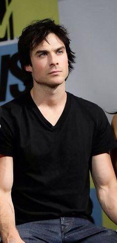 ian somerhalder = most gorgeous man ever ^truth