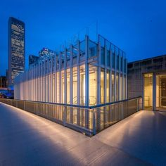 Modern Wing at the Art Institute of Chicago | Renzo Piano Building Workshop : RPBW | Photo © Pygmalion Karatzas