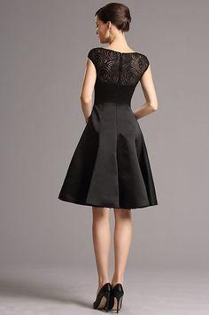 Čierne šaty E00761 Black, Dresses, Fashion, Vestidos, Moda, Black People, Fashion Styles, Dress, Fashion Illustrations