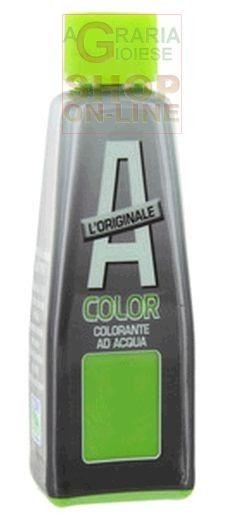 ACOLOR COLORANTRE AD ACQUA PER IDROPITTURE ML. 45 COLORE VERDE MELA N. 17 http://www.decariashop.it/pittura/80-acolor-colorantre-ad-acqua-per-idropitture-ml-45-colore-verde-mela-n-17.html