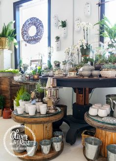 Oliver and Rust Vintage Interiors officially   become a retail shopping destination as of    April 2, 2015.                            ...