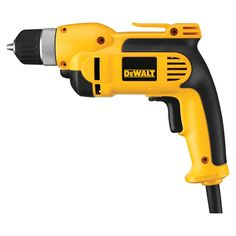 7-amp corded drill