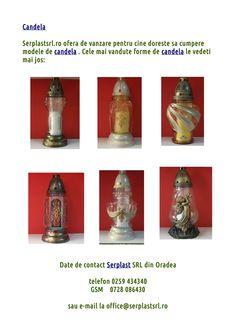 candela-18233840 by Articole Serplast via Slideshare