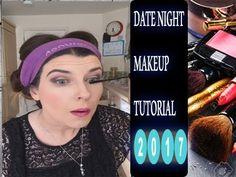 Date Night makeup tutorials 2017