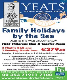 Fun Family Offers by the Sea 2014