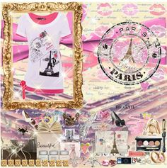 """Love Paris"" by millobear on Polyvore"