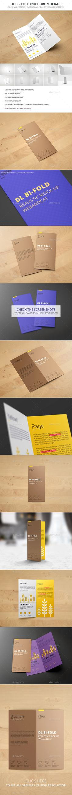 Bi-Fold A5 Brochure - Leaflet Brochures, Template and Http www