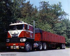 diamond t coe Hot Rod Trucks, Semi Trucks, Cool Trucks, Big Trucks, Diesel Cars, Diesel Trucks, Road Train, Cab Over, Vintage Trucks