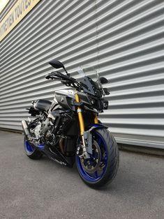 Ducati, Yamaha, Mt 10, Monster Car, Cool Motorcycles, Sportbikes, Cbr, Bike Life, Bobber