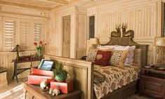 A collection of interior designs featuring 19 Magical Rustic Bedroom Interior Designs That Will Relax You. Rustic Doors, Rustic Office, Rustic Bench, Rustic Cake, Rustic Shelves, Rustic Outdoor, Rustic Theme, Rustic Signs, Rustic Style
