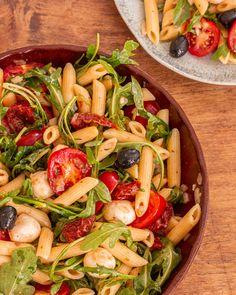 Clean Eating Breakfast, Clean Eating Recipes For Dinner, Salad Recipes For Dinner, Eating Clean, Eating Healthy, Dessert Recipes, Salad Recipes Healthy Vegetarian, Healthy Dinner Recipes, Quick Recipes