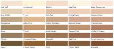 lowes paint color chart house paint color chart chip on lowes interior paint color chart id=21795