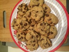 12 Days of Cookies: Day 1 - Miracle Chocolate Chip Cookies