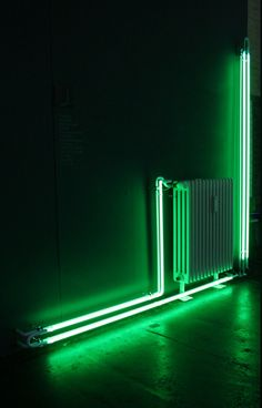 david geckeler - neon pipe