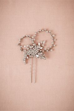 Crystallized Hairpin from BHLDN $147