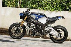 BMW S1000rr Custom  Cafe Racer