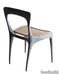 Outdoor Dining Chairs - Colorful Outdoor Furniture - House Beautiful