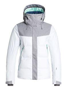 Flicker Snowboard Jacket 888701250364 | Roxy