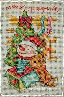 Gio Punto Cruz...: Tarjeta Navidad