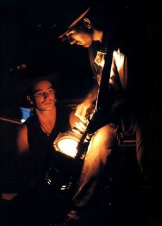 Rattle & Hum, Bono and Edge