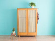 50ies kleiderschrank musterring von konsum auf dawanda. Black Bedroom Furniture Sets. Home Design Ideas