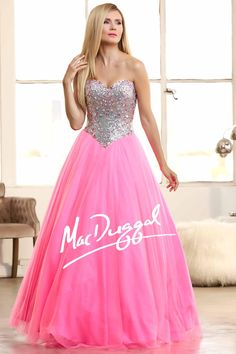 3ba6a2910c7 Mac Duggal designer dresses have turned heads for 30 years. Discover why  his prom dresses