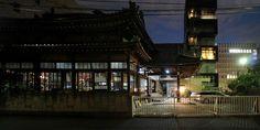 夜散歩のススメ「天理教南東分教会」東京都港区