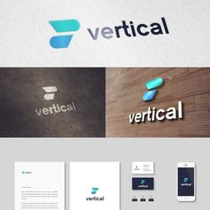 Chatbot startup -VERTICAL- is looking for a logo and brand identity by traffikante