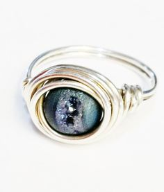 How cool! !!!  Hey, I found this really awesome Etsy listing at https://www.etsy.com/listing/167514874/druzy-ring-blue-ring-blue-pixie-dust