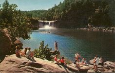 cumberland+falls | cumberland falls in cumberland falls state park near corbin is one of ...