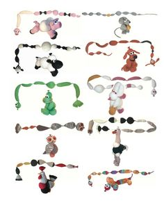 Balloon tying creations - CID Designs