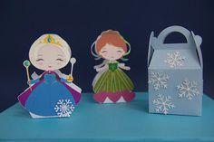 Personalizados Frozen by Papelinttê