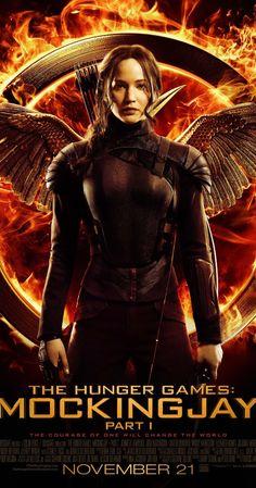 Hunger Games: La révolte - 1ère partie (2014)