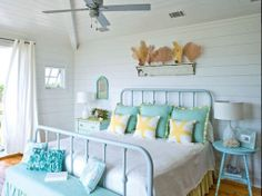 Cottage Guest Bedroom - Found on Zillow Digs