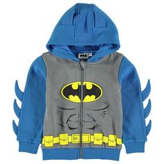 Boys Batman Hoody