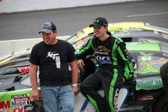 Jordan Latimer Looking for Success in Sophomore Late Model Campaign.  A suit we did a couple of years ago.
