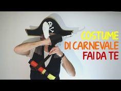 Costume per bambini di Carnevale FAIDATE: il #pirata