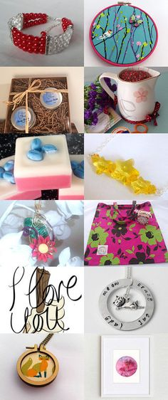 These Are A Few Of My Favourite Things... by Amanda Cummings on Etsy--Pinned with TreasuryPin.com