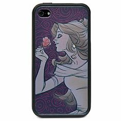 Disney Belle iPhone 4/4S Case | Disney StoreBelle iPhone 4/4S Case - Suitors are sure to be calling while using Belle's beautiful iPhone 4 case with screen guard. Be our guest to a protective spell for your precious electronic equipment.
