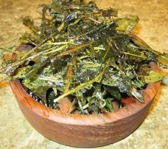 Dandelion Chip Recipe: Eat Your Weeds and Improve Your Health