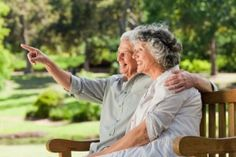 #Seniors: Head outside to improve your #health says study